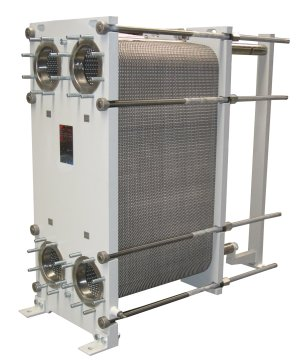 SIGMA F-series plate heat exchanger